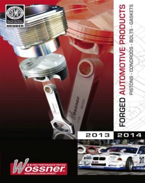 WOSSNER Automotive Catalog Download